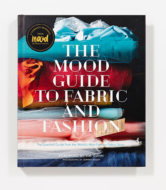 Cover of The Mood Guide to Fabric and Fashion