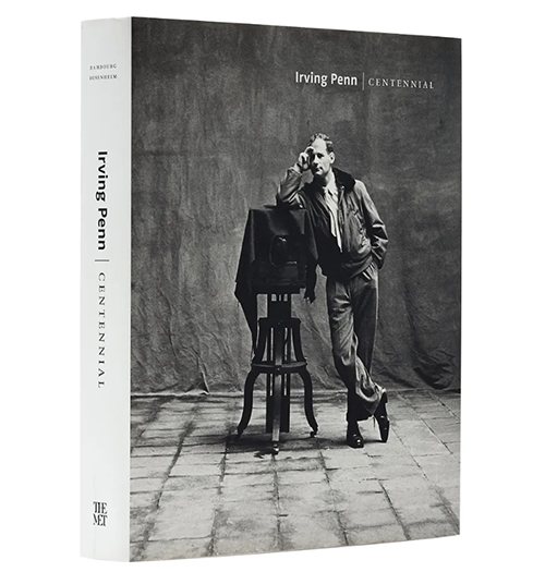 Cover for Irving Penn: Centennial catalog