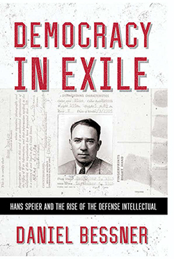Book cover of Democracy in Exile.